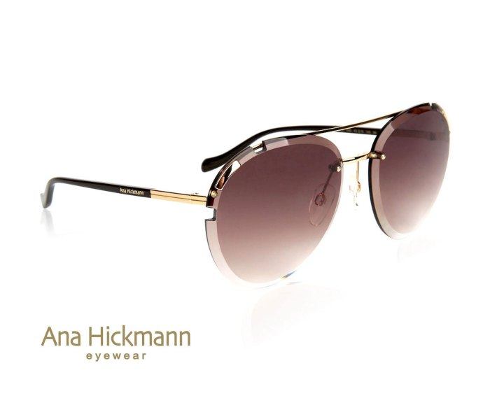 Ana Hickmann AH3196 in Gold