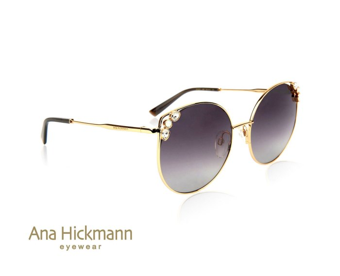 Ana Hickmann AH3204 in Gold