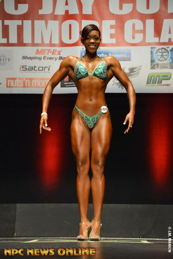 Trin Perkins in Competition