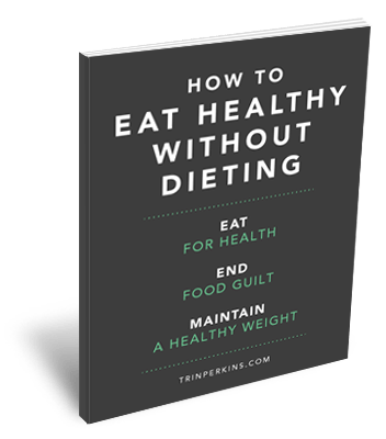 Eat Healthy Without Dieting Cover