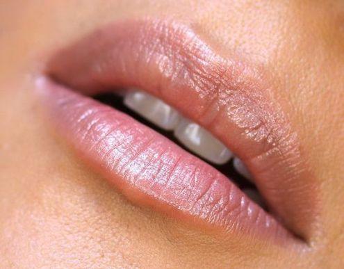 High Tea MAC lips