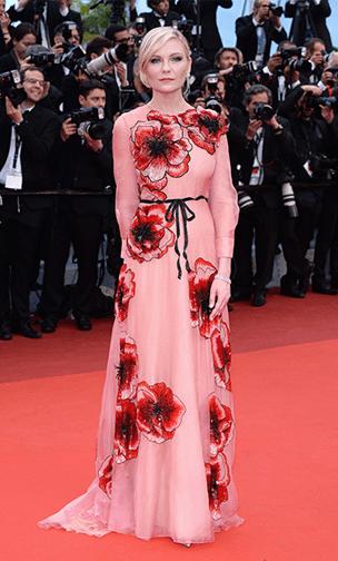 Kirsten Dunst em Gucci