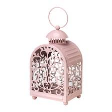 Ikea farolillo rosa