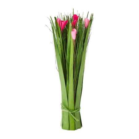Ikea ramo flores secas