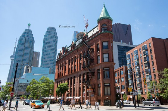 One of my love of this city is the mixture of old and new architect that is right next to each other. It give the city so much character.