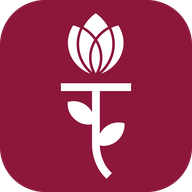 JewelFlow by Triologic - best app solution for jewellery business - Lotus round edge logo - transparent