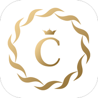 JewelFlow by Triologic - best app solution for jewellery business - Classic round edge logo - transparent