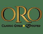 ORO classic gold evolved transparent logo