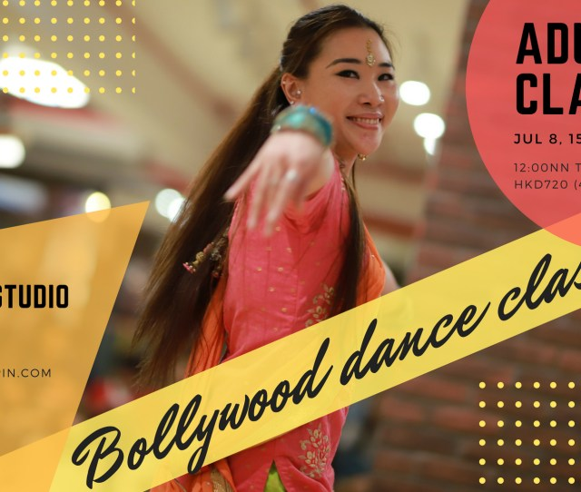 Bollywood Adult Class Sunday
