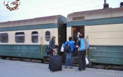 Trenes de los países ex-soviéticos