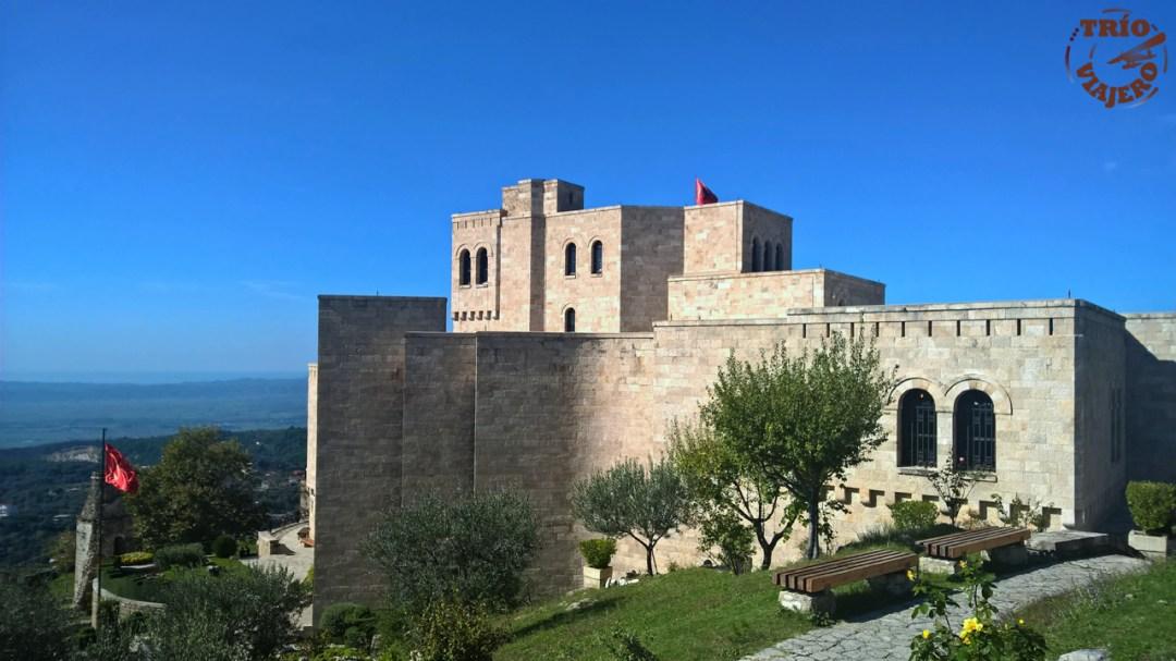Castillo de Kruja