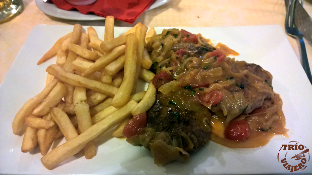 Restaurante Juvenilja (Qofte Korçe)