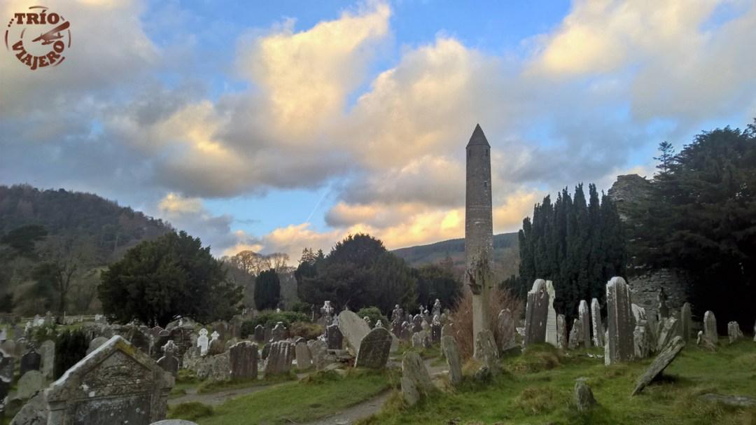 Glendalough (El valle de los mil lagos)