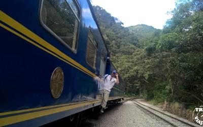 Hidroeléctrica a Machu Picchu
