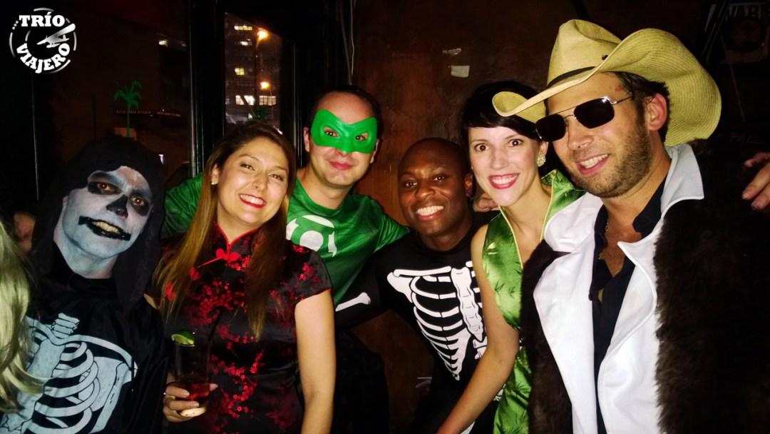 Village Halloween Parade (Nueva York - EEUU - América) ⋆ Trío Viajero