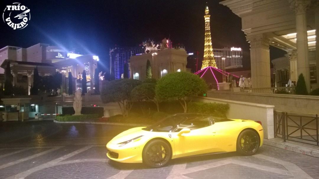 Las Vegas Strip (Las Vegas - Nevada - EEUU) ⋆ Trio Viajero