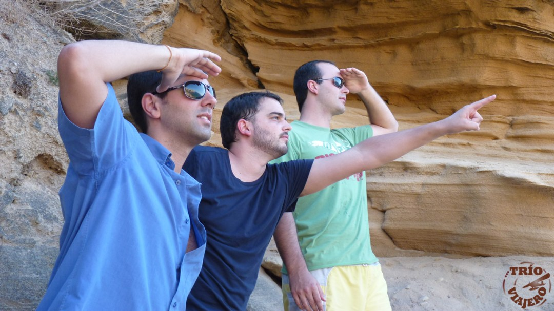 Capo Testa (Cerdeña - Italia - Europa) ⋆ Trio Viajero