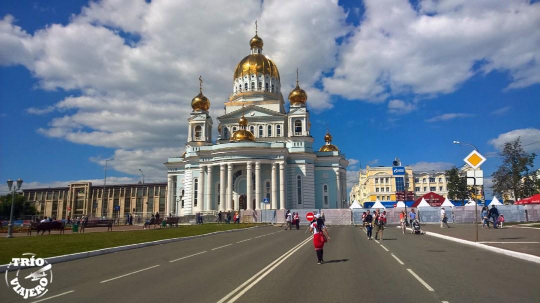 Saransk (Mordovia - Rusia - Europa) ⋆ Trio Viajero