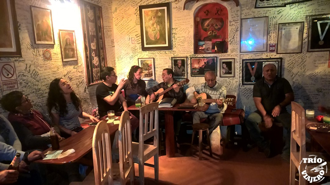 Usha usha (Cajamarca - Perú - América) ⋆ Trio Viajero