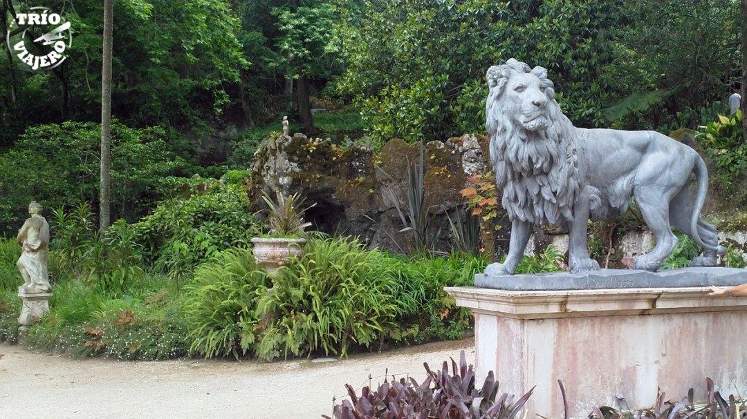 Quinta da Regaleira (Sintra - Portugal - Europa) ⋆ Trio Viajero