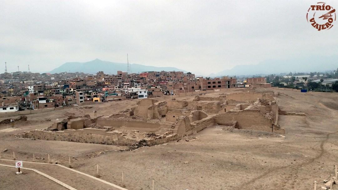 Pachacámac (Lima - Perú - América) ⋆ Trío Viajero