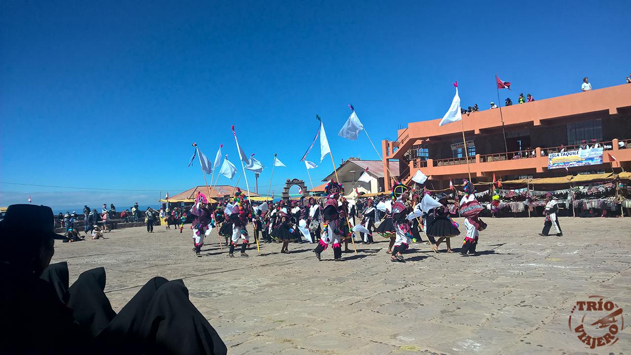 Isla Taquile (Lago Titicaca - Puno - Perú - América) ⋆ Trío Viajero