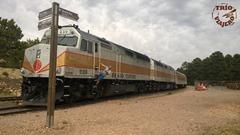 EEUU_Arizona_Yavapai_Lodge_tren
