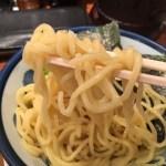 すだち香るつけ麺。めん徳 二代目 つじ田 新橋店