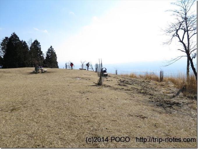 高松山山頂