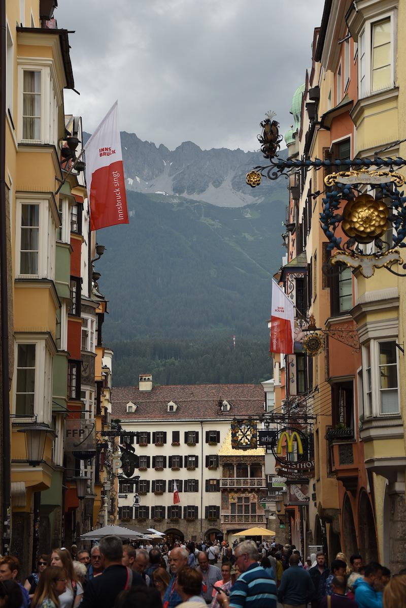 Tiroli kalandozások - Ausztria, Tirol, Innsbruck