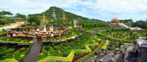 сад Нонг Нуч - Шопинг в Таиланде