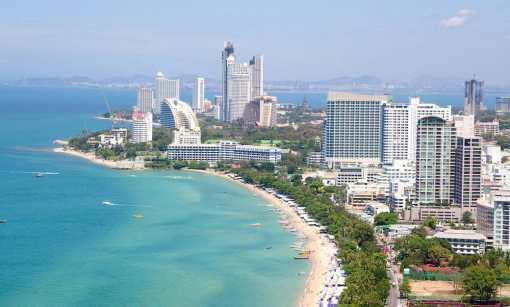 Пляжный город Паттайе - выбираем курорт в Таиланде