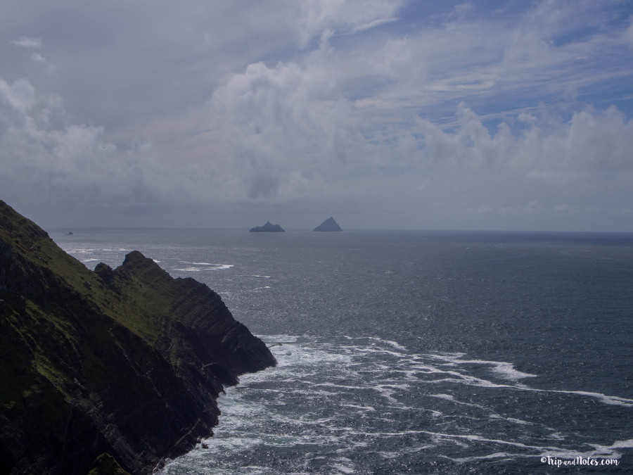 Isole Skelligs dalle Kerry Cliffs
