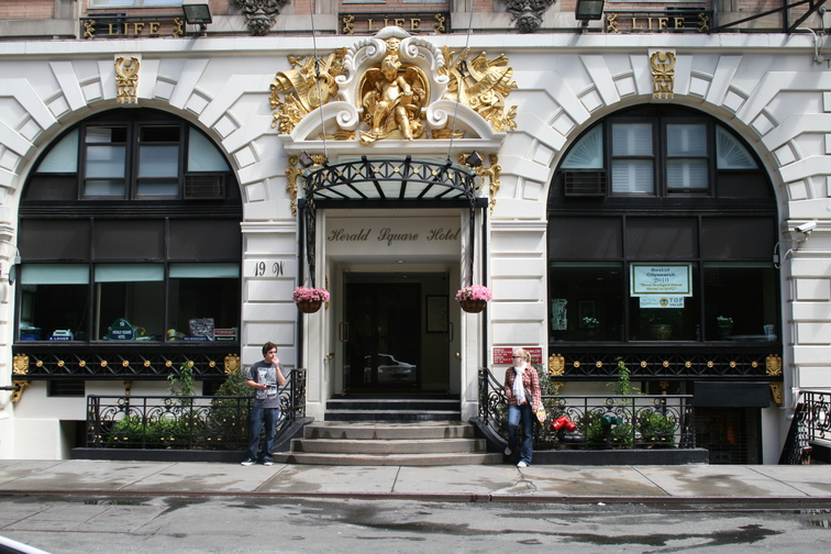5 charming hotels in new york trip and travel for Charming hotel