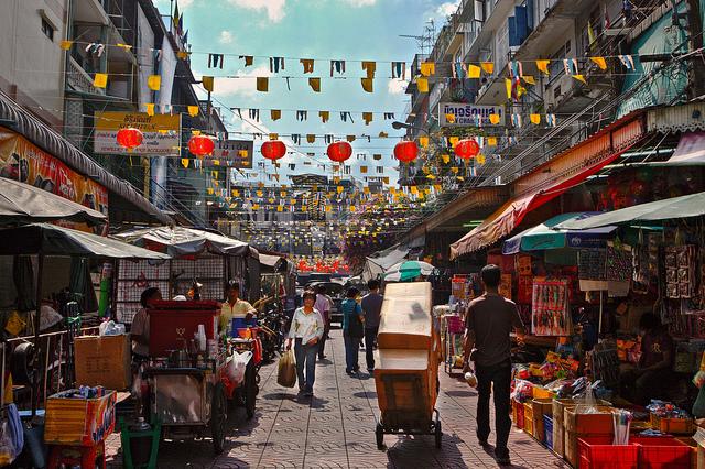 Resultado de imagen de Chinatown bangkok