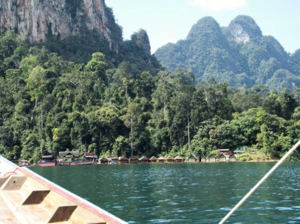 Chiew Larn Lake, Khao Sok National Park