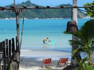 Thong Nai Pan Yai beach, Koh Phagnan