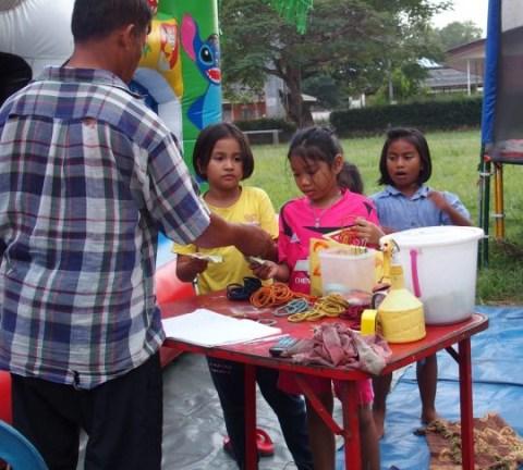 fête forraine Koh Jum Thaïlande