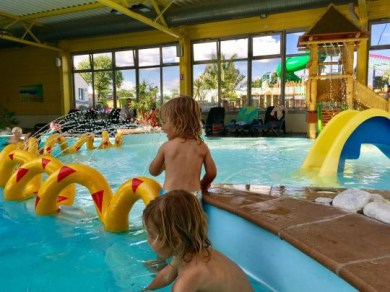 camping le bel air piscine