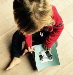 Livre photos - collecter les moments