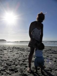 voyage avec des bébés