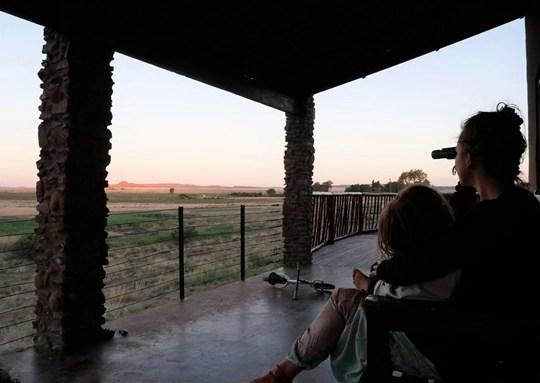sunset gannabos guesthouse