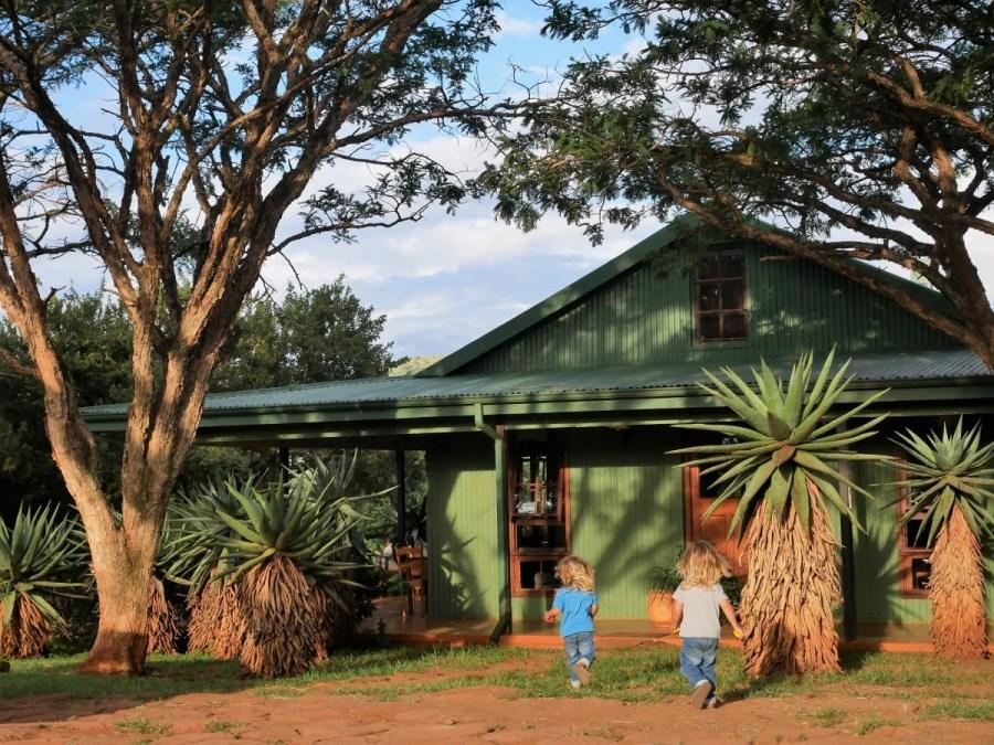 LOGEMENT KID FRIENDLY THREE TREE HILL LODGE