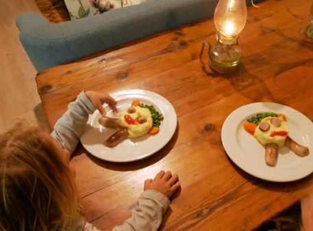 Three tree hill lodge - menus enfants