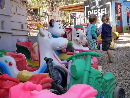 afrique du sud kid friendly