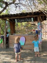 playa venao avec des enfants