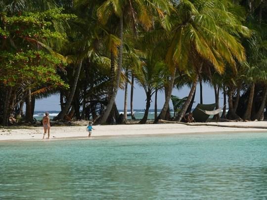 îles san blas panama