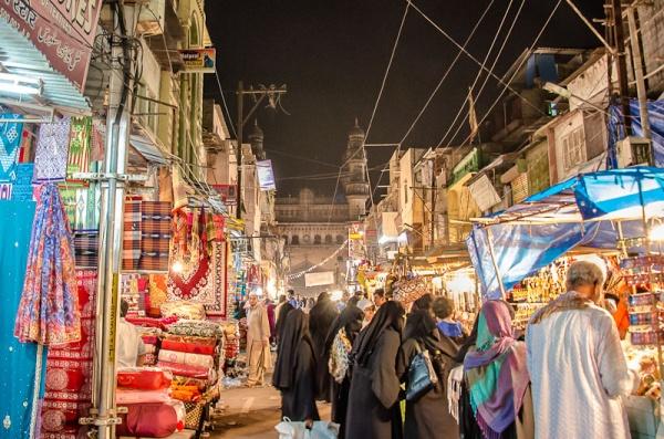 Begum bazaar