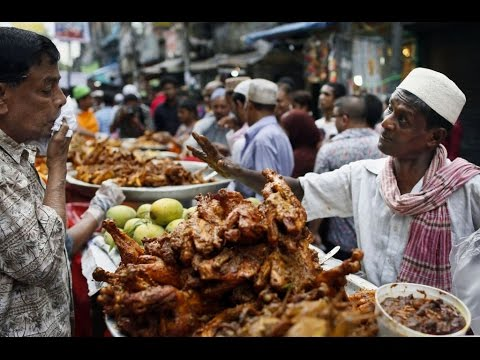 street food in Charminar