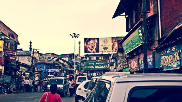 madikeri market